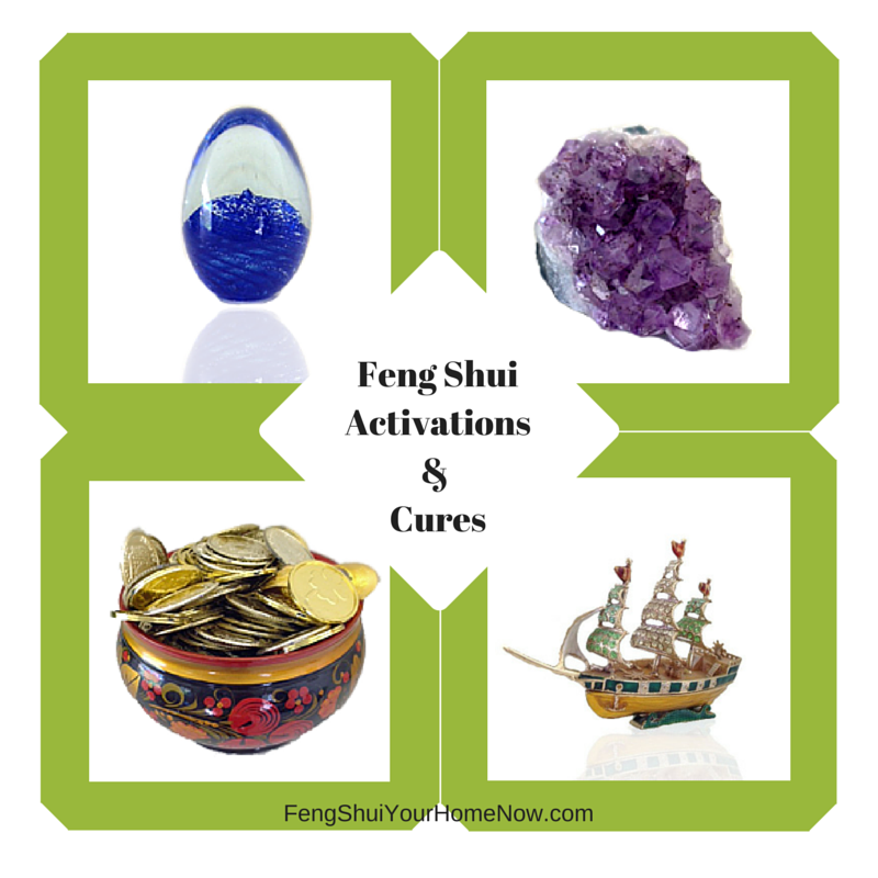 How to use feng shui cures in unlucky areas feng shui your home now - Feng shui kleursalon ...