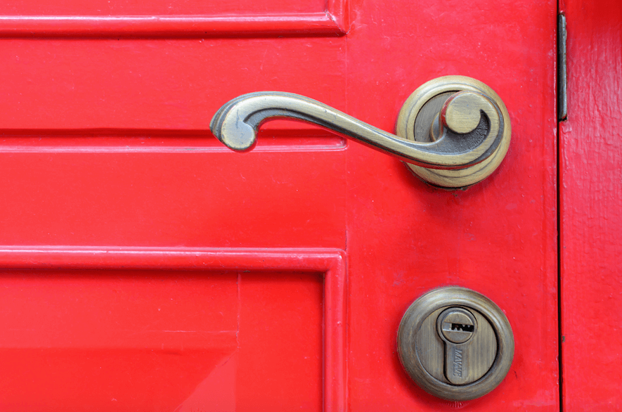 Do You Need A Red Door Will It Bring You Prosperity